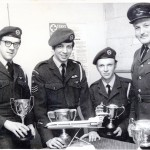 2048 Aircraft Recognition Team 1970