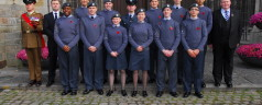 Remembrance 2012: European Deployment For Dagenham Cadets